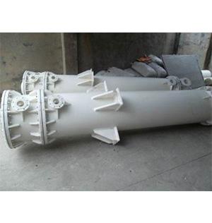 上海石墨改性九州bet9登录线路降膜吸收器,吸收器